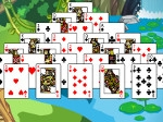 Juego Jungle Solitaire