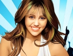 Jugar gratis a Cambia de imagen a Miley Cyrus
