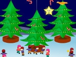 Jugar gratis a Árboles de navidad