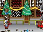 Jugar gratis a Santa captura al vuelo la navidad