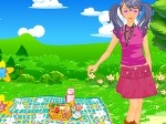 Picnic Girl Game