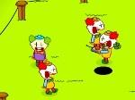 Jugar gratis a Guerra de payasos