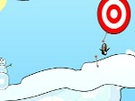 Jugar gratis a Penguin with Bow Golf