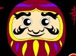 Jugar gratis a Daruma Coloring Game