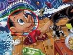 Pinocho: encuentra los números
