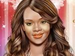 Jugar gratis a Maquilla a Rihanna