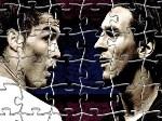 Cristiano Ronaldo vs Lionel Messi Puzle