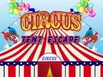 Jugar gratis a Escapar de la carpa del circo