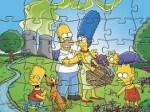 Jugar gratis a Puzle de Los Simpson