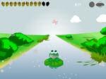 Jugar gratis a Frog Pond