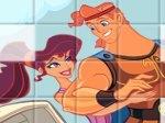 Jugar gratis a Hércules: Ordena las fichas