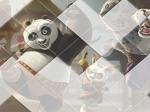 Ordena las fichas: Kung Fu Panda