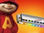 Jugar gratis a Alvin y las Ardillas: Armónica