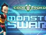 Jugar gratis a Código Lyoko: Monster Swarm