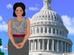 Jugar gratis a Vestir a Michelle Obama