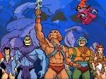 Jugar gratis a He-Man: Ordenar las piezas