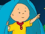 Juego Caillou: Ruca Follow the Stars