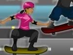 Jugar gratis a Skater Math