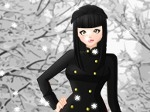Jugar gratis a First Snow Dress Up