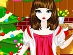 Jugar gratis a Pretty Christmas Girl