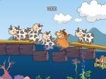 Jugar gratis a Freaky Cows 2