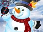 Jugar gratis a Vestir muñeco de nieve