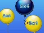 Jugar gratis a Balloon Pop Math