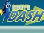 Jugar gratis a Buscando a Nemo: Dory's Dash