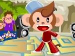 Jugar gratis a Mono Bailarín