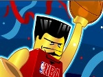 Jugar gratis a Lego sports Basketball Challenge