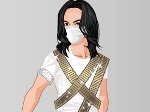Jugar gratis a Michael Jackson Dress Up