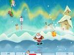 Jugar gratis a Santa's Gift Jump
