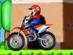 Jugar gratis a Mario Bros. Motocross