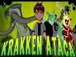 Jugar gratis a Ben10 - Krakken Attack
