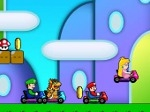 Jugar gratis a Mario Kart Online