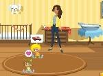 Jugar gratis a Cuidar niños y niñas