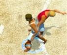 Jugar gratis a Fútbol Playa