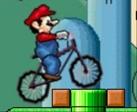 Jugar gratis a Mario BMX