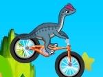 Jugar gratis a Dinosaur Bike