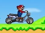 Jugar gratis a Super Mario Moto