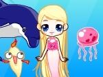 Jugar gratis a Barbie Sirena