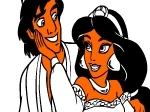 Jugar gratis a Pintar a Aladino
