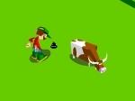 Ordeñar vacas