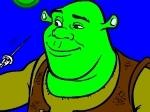 Jugar gratis a Pintar a Shrek