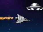 Jugar gratis a The UFO game