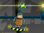 El ferrocarril del robot