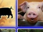 Jugar gratis a Cerdos felices