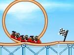 Jugar gratis a Rollercoaster Creator 2