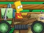 Jugar gratis a Bart Kart