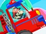 Jugar gratis a Mario Truck